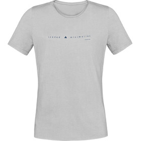 Norrøna W's /29 Cotton ID T-Shirt Drizzle Melange